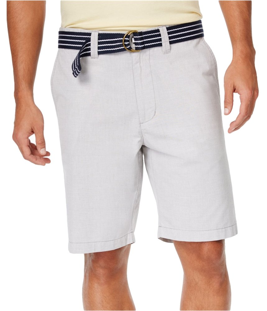 American Rag Mens Micro Stripe Casual Chino Shorts 161310