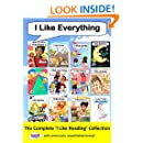 I Like Everything: The Complete 'I Like 'Reading' Collection (I Like Reading)