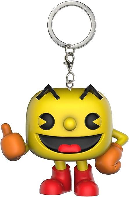 Pocket POP! Keychain - Pac-Man: Pac-Man: Amazon.es: Juguetes y juegos