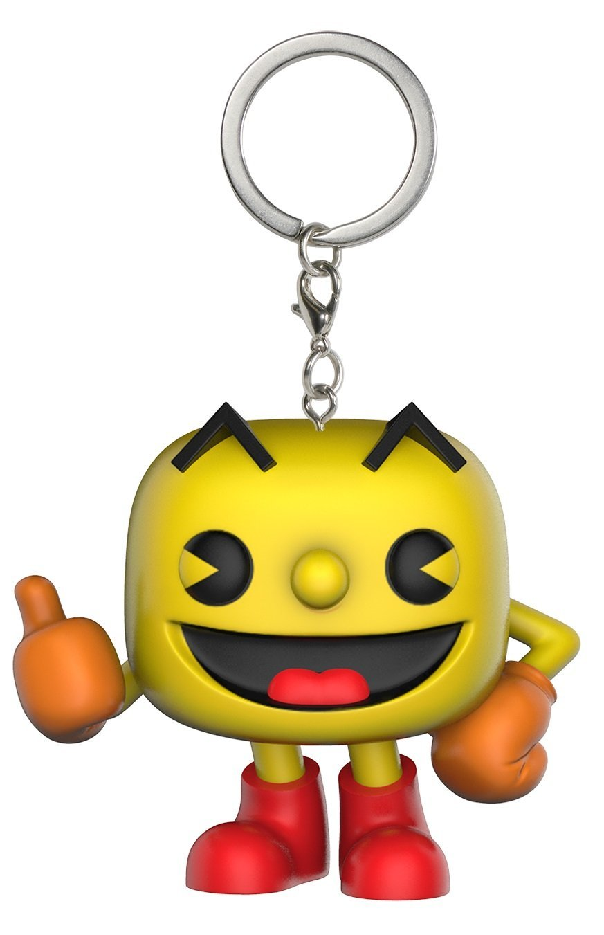 Pocket POP! Keychain - Pac-Man: Pac-Man