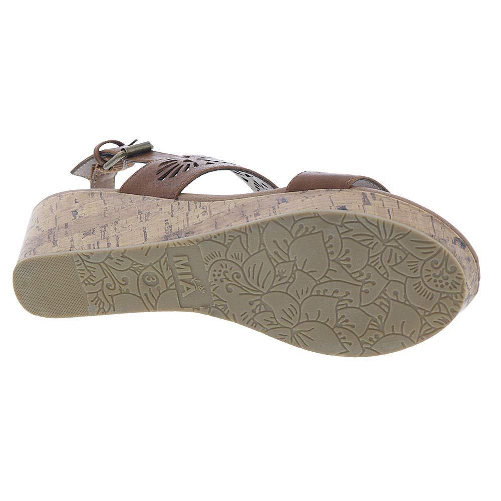 MIA Shelbyy Girls Toddler-Youth Sandal
