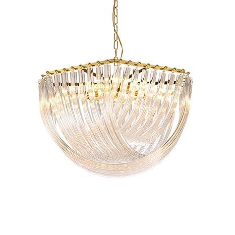 Cristal ArañaE14 Oro Lujo De Decor Brillante Lámpara Raya wuXOPkZTi