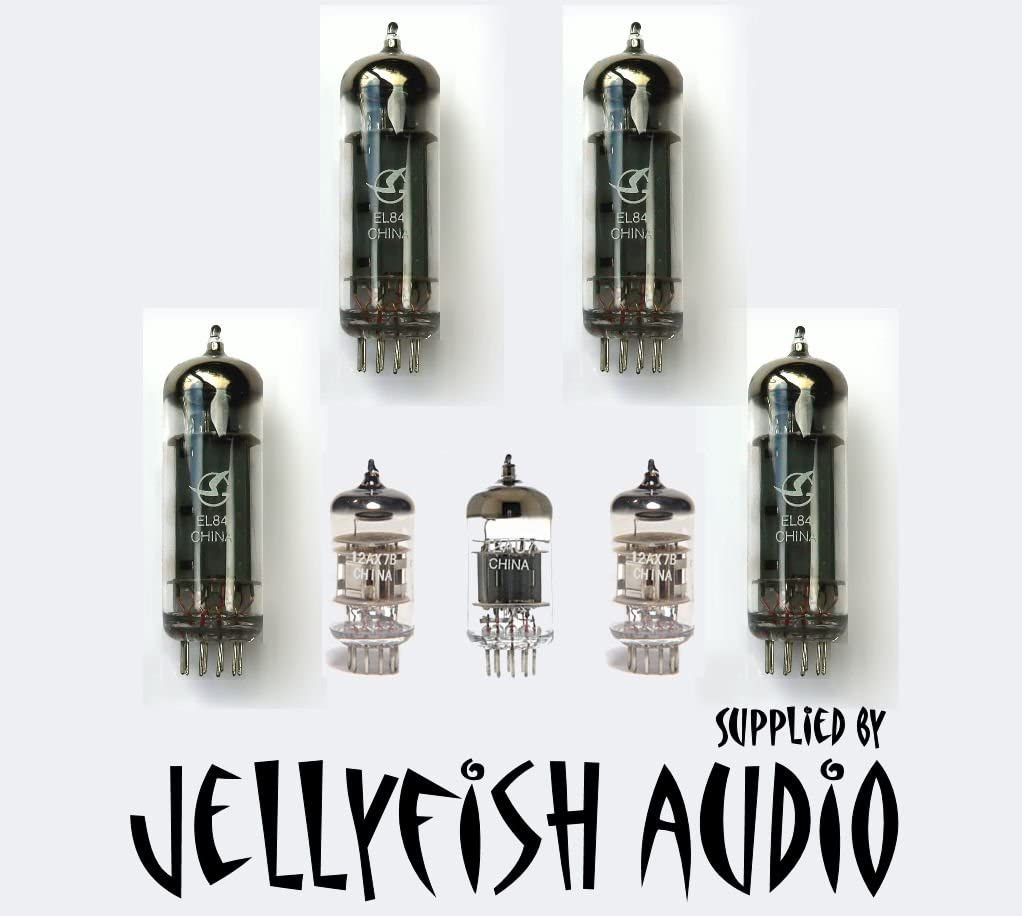 Jellyfish Audio kit de válvula para Marshall EL84 20/20 de ...