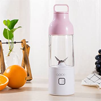 Botella De Exprimidor Eléctrico USB - Mezclador De Hielo De Frutas Automático Copa - Mini Extractor
