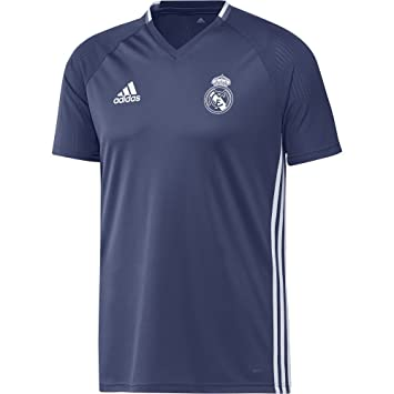 Adidas TRG JSY Camiseta Entrenamiento Real Madrid FC, Hombre, Rosa (Mornat/Balcri), XS: Amazon.es: Deportes y aire libre