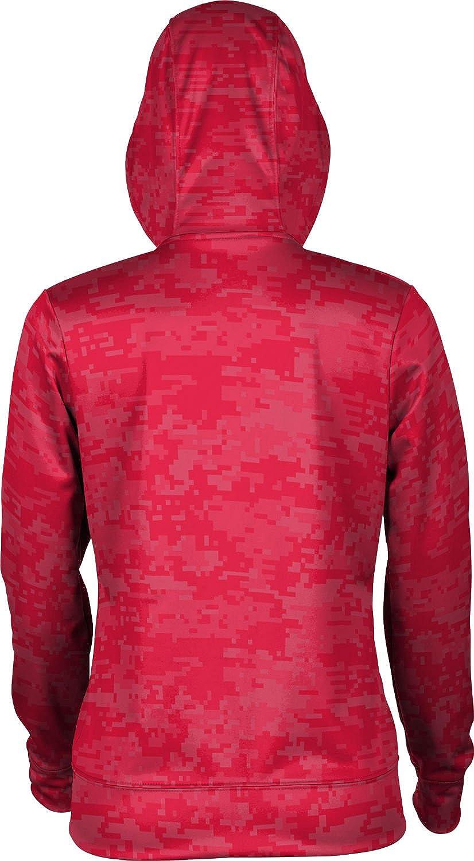 School Spirit Sweatshirt Digi Camo ProSphere Lamar University Girls Zipper Hoodie