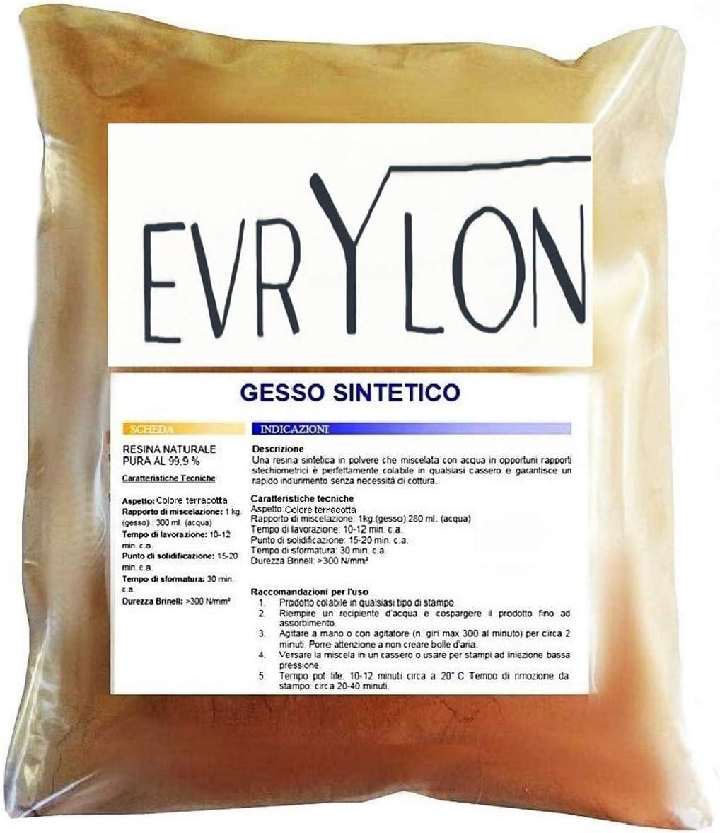 EVRYLON - Tiza sintética Ultra Resistente, Lavable, no tóxica ...