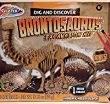 Dig and Discover Brontosaurus Excavation Kit offers