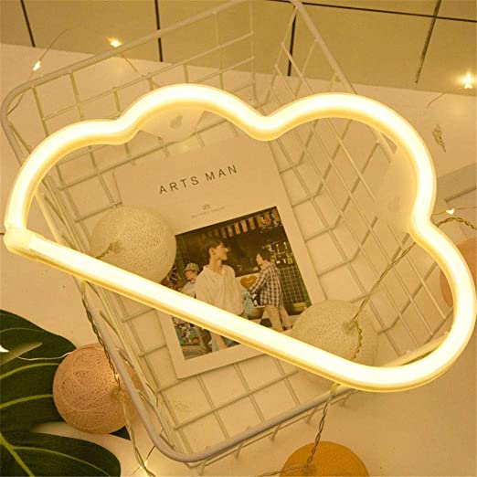 Kingko - Lámpara de Noche, luz de Noche, LED para Decorar la Noche ...