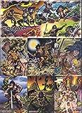 Conan Art of The HYBORIAN Age Complete 72 Trading