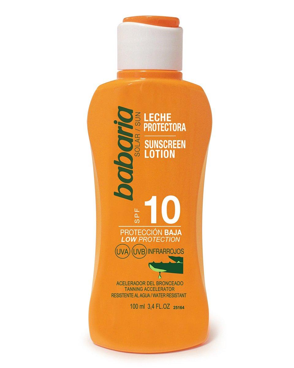 Babaria Aloe Vera Sun Milk SPF 10 UVA/UVB 100ml BAB31816