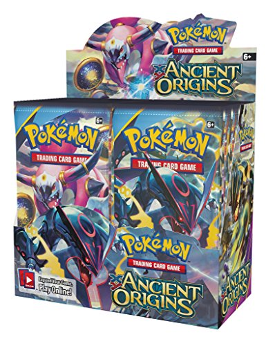 Pok%C3%A9mon Trading XY Ancient Origins Display product image
