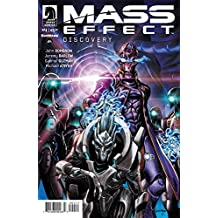 MASS EFFECT DISCOVERY #4 RELEASE DATE 10/25/2017