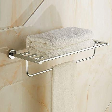 ZJKL Conjunto de bastidor de baño de cobre Conjunto de ...