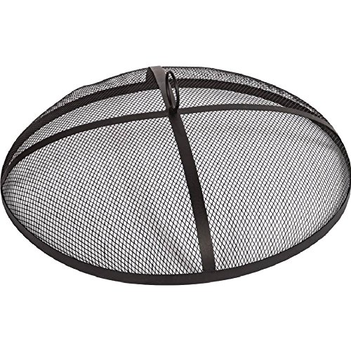 Alpine Flame 25-inch Mesh Fire Pit Spark Screen - Round by Alpine Flame (Image #1)