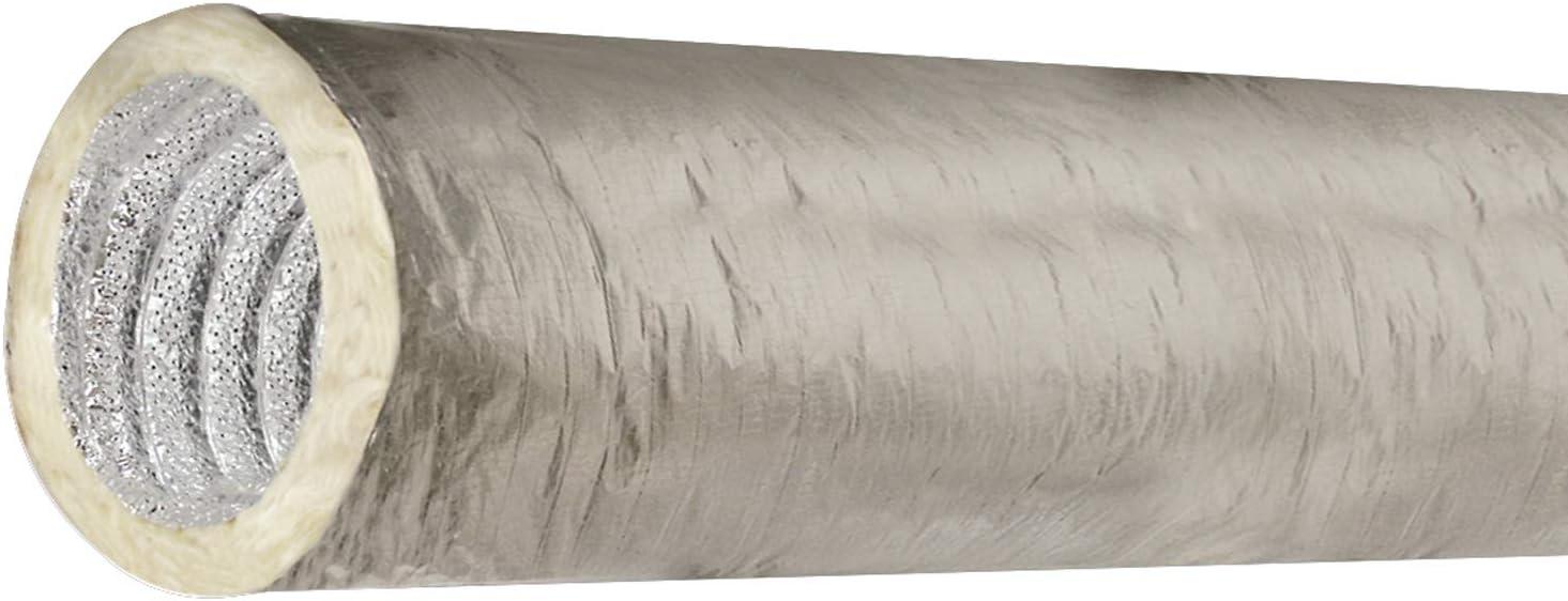 ISOTIP Conduit Souple isol/é 100 mm Sonovac DAC Longueur de 10 m