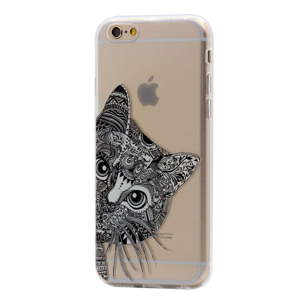 custodia iphone 6 con gatto