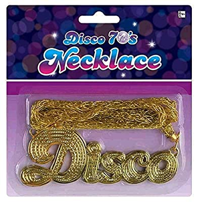 amscan Disco Necklace: Toys & Games