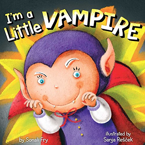 I'm a Little Vampire (Halloween Poems Rhymes And Verses)