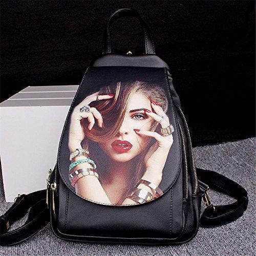 Bag 8 New 10 24 Women 30 Rucksack FashionShoulde 10CM 5xw7Fq1O