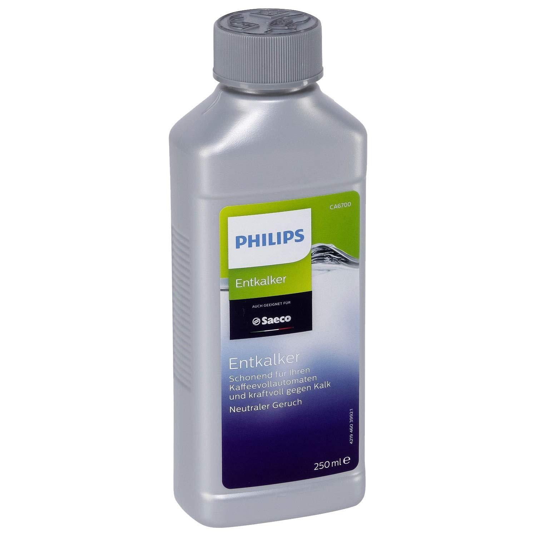 Saeco - Líquido antical para cafeteras (250 ml, 4 unidades ...