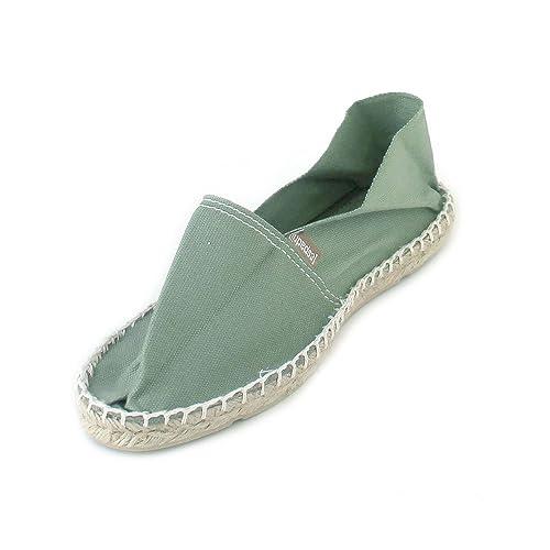 ESPADRIJ LORIGINALE - Alpargatas de Tela para Mujer Verde Verde (Sage): Amazon.es: Zapatos y complementos