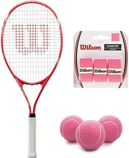 Amazon.com : Wilson Envy XP Lite Pre-Strung Tennis Racquet (4 1/4