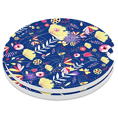 Car Coasters Pack of 2, Small 2.56