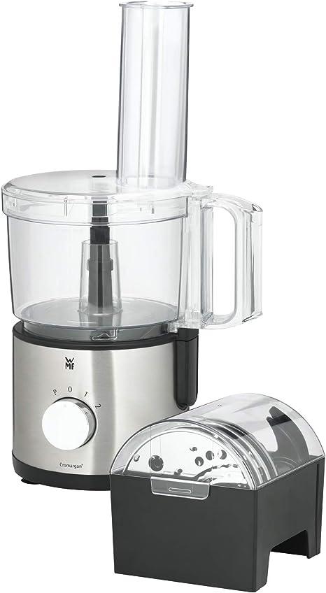 WMF Kult X - Robot de cocina (2 L, Negro, Plata, 189 mm, 249 mm ...
