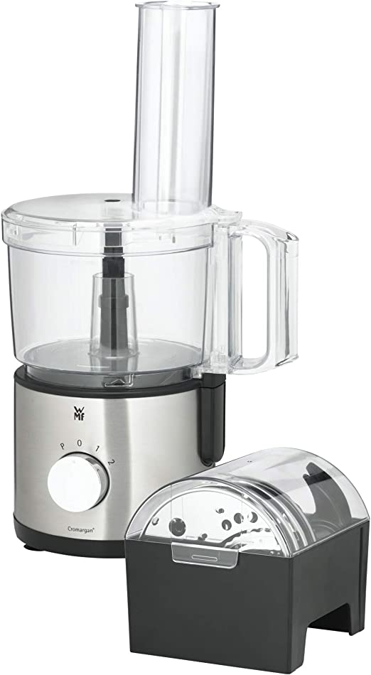 WMF Kult X - Robot de cocina (2 L, Negro, Plata, 189 mm, 249 mm, 451 mm): Amazon.es: Hogar