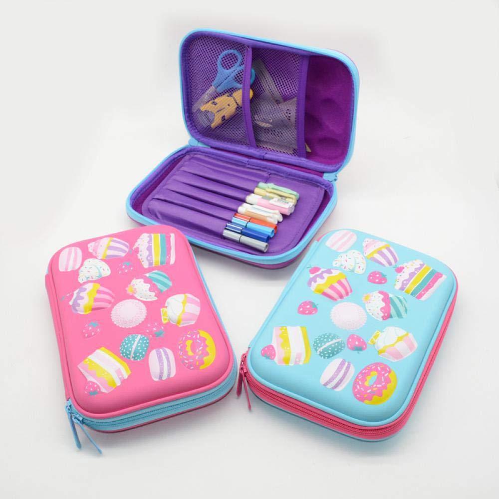 Amazon.com: Estuche para tartas, diseño de unicornio Kalem ...