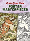 Color Your Own Poster Masterpieces (Dover Art Coloring Book)