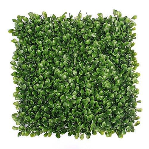 Uland 33ft² Dekorative Garten Sichtschutz Zaun Sichtschutz Trennwand Kunststoff Ivy Hecken Künstliche Sträucher-g0602a023