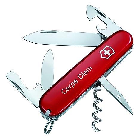 Amazon.com: Victorinox - Cuchillo para el ejército suizo ...