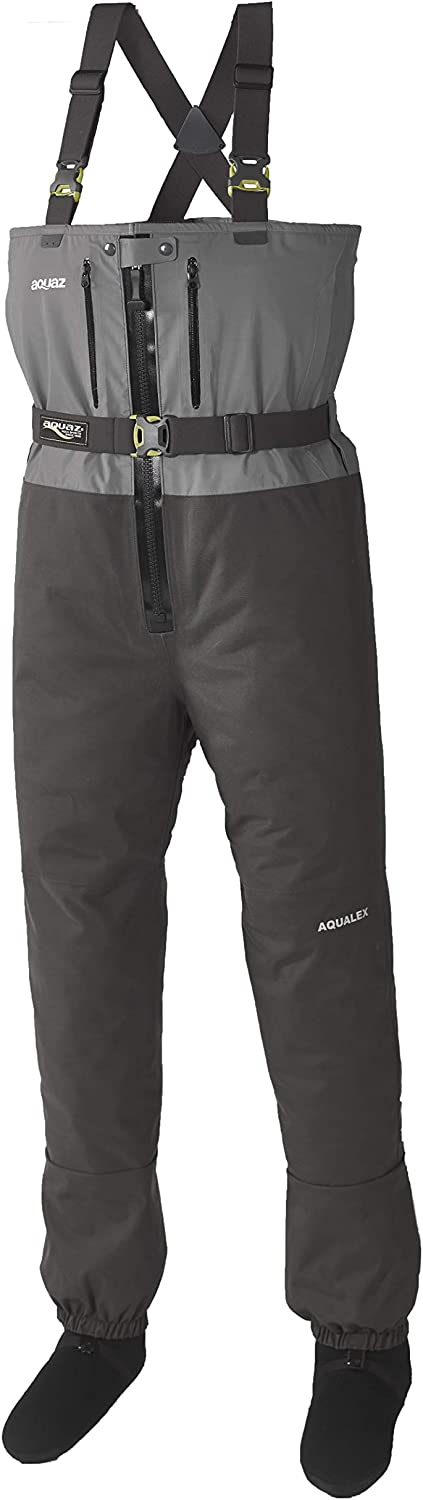 Aquaz Dryzip Chest Zippered Fishing Wade Breathable Jacksonville Mall Stockingfoot Sales for sale