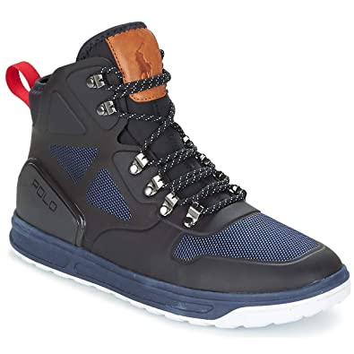 Ralph Lauren - Polo Sport Athletic Alpine 200 Navy - Sneakers ...