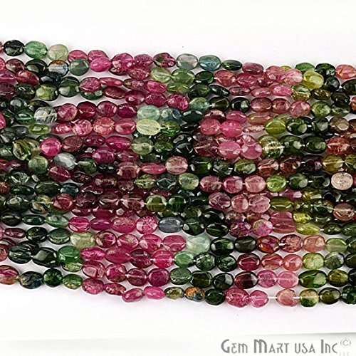 1 Strand Micro Faceted AAA Quality Natural Multi Tourmaline 13