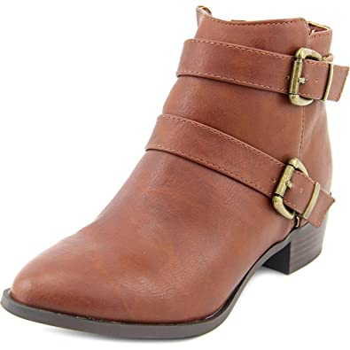 b1101541ce Material Girl Womens Cady Pointed Toe Ankle Fashion Boots
