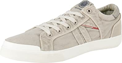 Canvas Mens Trainers Shoes