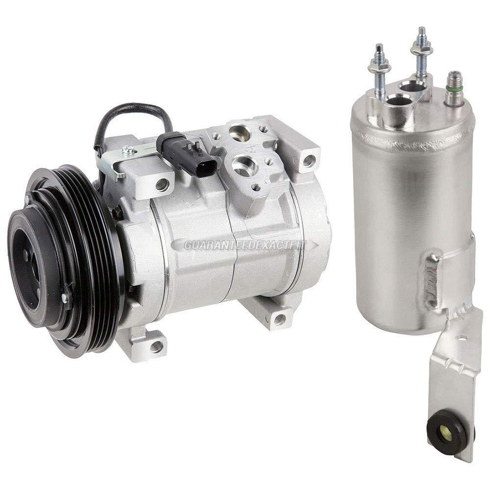 Premium calidad nueva AC Compresor y embrague con a/c secador para PT Cruiser - buyautoparts 60 - 86490r2 nuevo: Amazon.es: Coche y moto