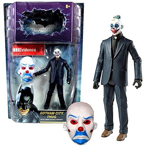 Mattel Year 2008 DC Comics Batman Movie Series