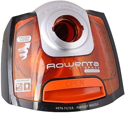 Rowenta - Tapa para filtro de aspiradora City Space Cyclonic RO2544: Amazon.es: Hogar
