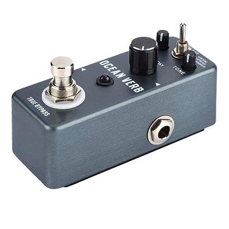 Pedal de efectos de vibración, Pedal de Guitarra, Pedal ...
