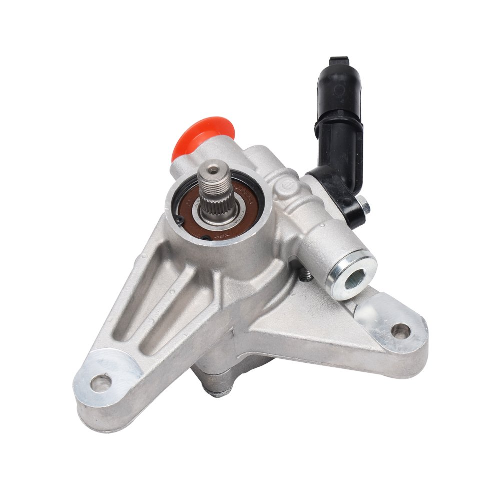 New Power Steering Pump W//O Reservoir 56110RCAA01 For Honda Accord 2003 2004 2005 2006 2007 3.0 6cylinder.And For Acura MDX