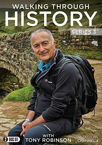 Walking Through History Series 3 [DVD]