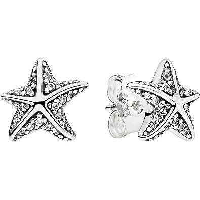 831692735 Pandora Women's Earrings - 290748CZ: Amazon.ae
