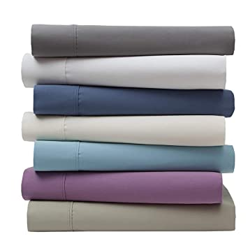 Amazon.com: Meraki ! 600 Thread Count 100% Cotton 17 Inch Extra