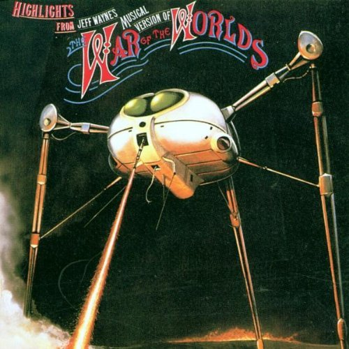 The War of the Worlds: Highlights by Jeff Wayne