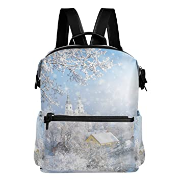 Amazon.com | Dragon Sword Winter Christmas School Backpack College Bags Daypack Bookbags for Teen Boys Girls | Kids Backpacks