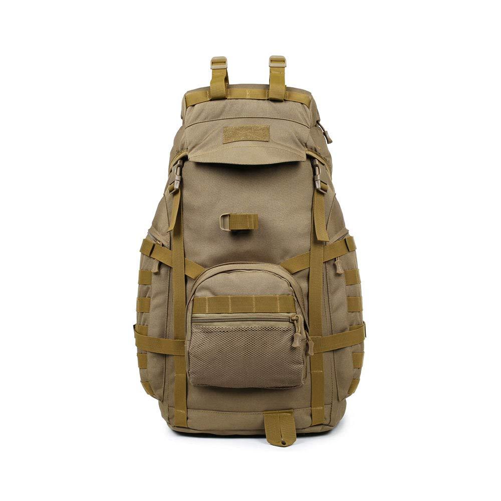 BAG Taktischer Rucksack Militärarmee Wasserdicht Wandern Camping Rucksack Reiserucksack Outdoor Sports Klettern Tasche